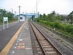 富浦駅ホーム2